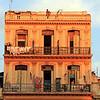 Sunset rooftop in Havana, Cuba