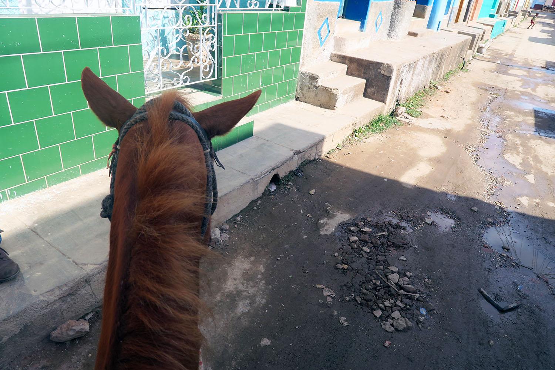 Horse Ride Trinidad Cuba