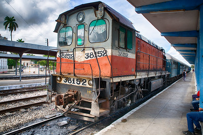 Santa Clara Train