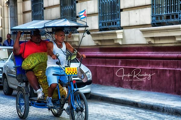 """""""Havana Bicycle Taxi"""""""