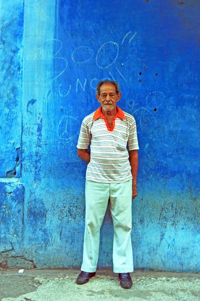 Gentleman of Havana, Cuba