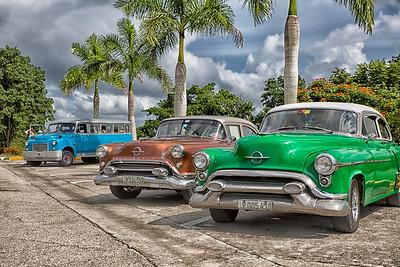 Tourist cars