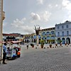 My trip to Cuba - Plaza in Old Havana