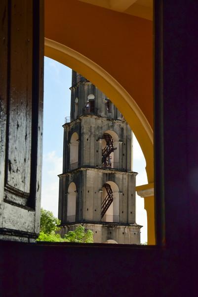 Iznaga Tower
