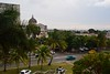 View from our room at Melia Habana.