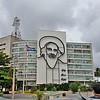 My trip to Cuba - Revolution Square