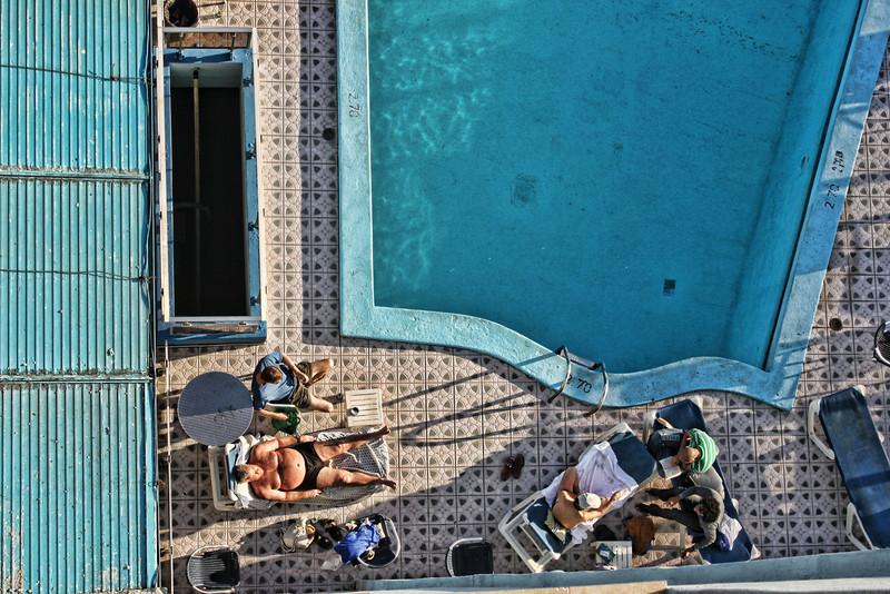 Havana Pool Scene