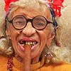Smokin' Graciela, Havana's Famous Cigar Lady, Havana, Cuba