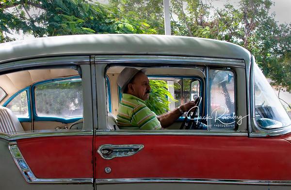 """""""Havana Taxi Driver"""""""