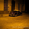 American Car in Trinidad, Cuba
