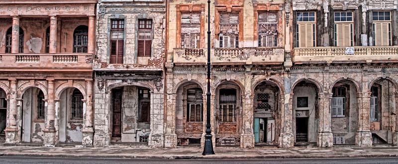 Old Havana Archways