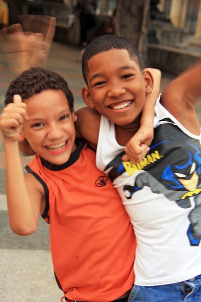 Cheerfulness, Cuban Style, Havana, Cuba
