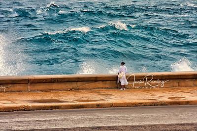 """""""Santería Woman By The Sea"""""""