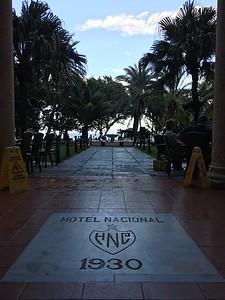 The National Hotel of Havana