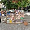 My trip to Cuba - Market in Plaza Vieja