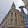 My Trip to Cuba - Hotel Inglaterra in Havana