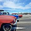 Travels in Cuba - Old Cars in Havana