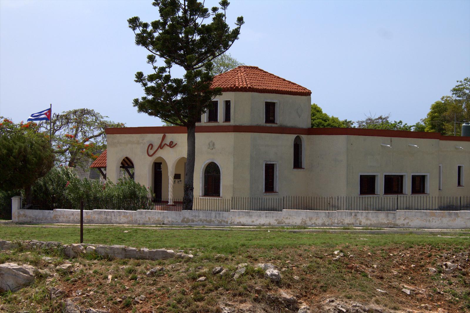 Che house in Havana, Cuba