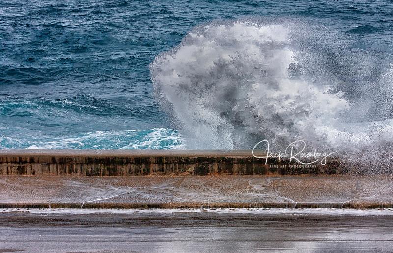 """""""Fan Wave _ Malecón - Havana, Cuba"""
