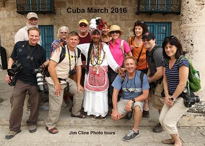 Mar. 2016 Cuba Trip