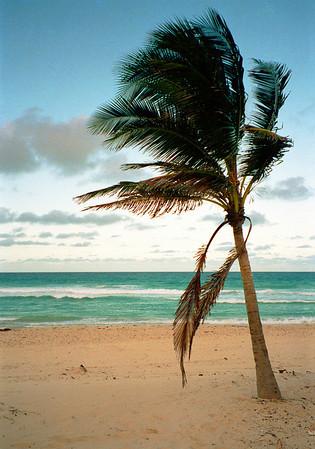 La Playa Santa María, Havana, Cuba.
