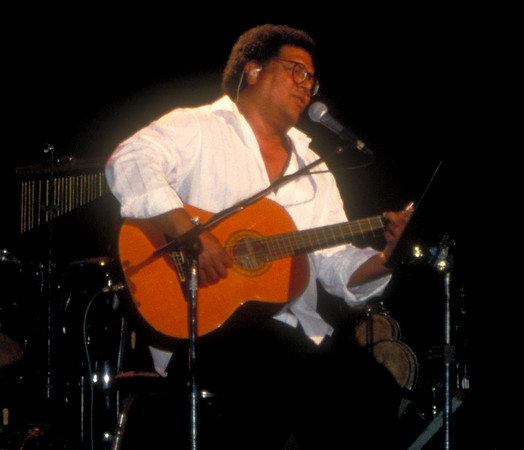 Pablo Milanes, Cuba's legendary singer and songwriter, performs in Havana, Cuba.