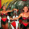 Dancers and Drummers perform in Havana, Cuba.