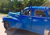 Azul Pasando