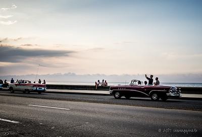 The Malecón, Havana