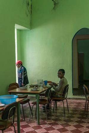 Day Care center for old folks, Havana