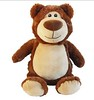 Brown Cubbyford Bear