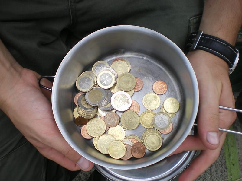 hmmm money...