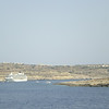 cruise liner near comino..