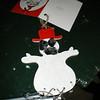 Kane's snowman...
