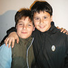 Buddies...Marcus and Zach...