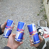 leaders energy drinks...a much needed drink when on such activities! ;)