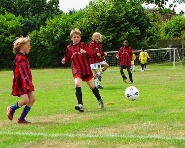 District Cub Football Tournament