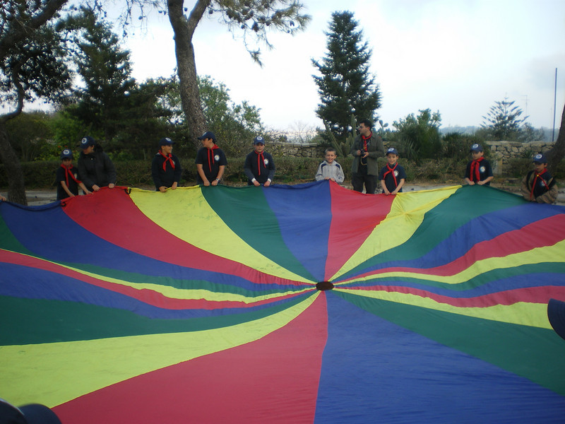 parachute!!
