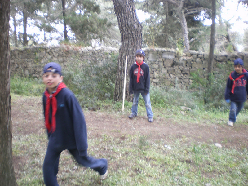 Playing capture the flag