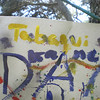 Tabaqui decided to sign his name on all the forts...haha