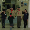 Leaders salute.......but hmmm....Jason?? Time to salute :P:P