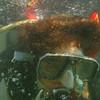Jacques underwater :D