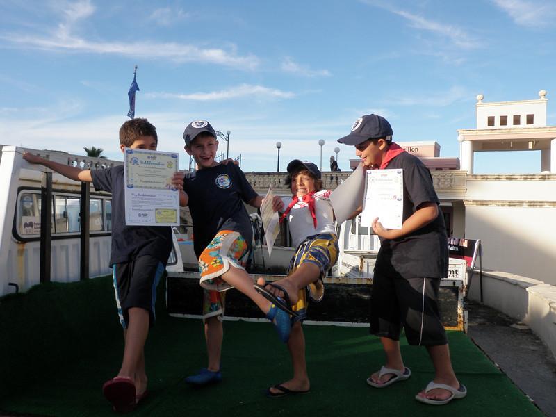 Diving Team 2