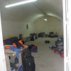 The Cub sleeping quarters