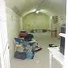 The eaders sleeping area