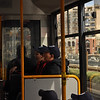 Singing on the bus