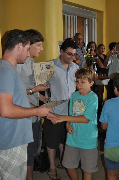 Daniel - Best Cub Scout - Summer 2010 - Achievment and Progress