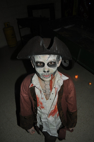 Ben...well...Jack Sparrow