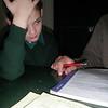 Gabriel thinking hard......think Gabriel....think!!