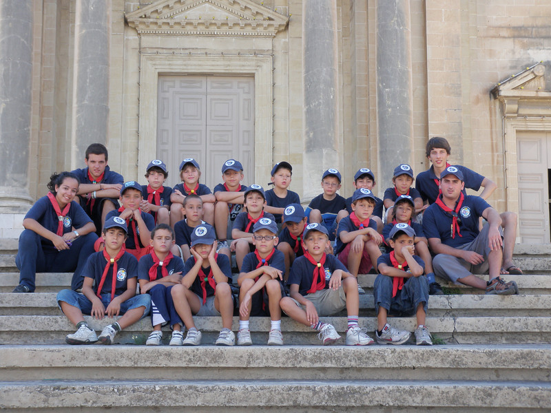 Group Photo - Summer Camp 2010